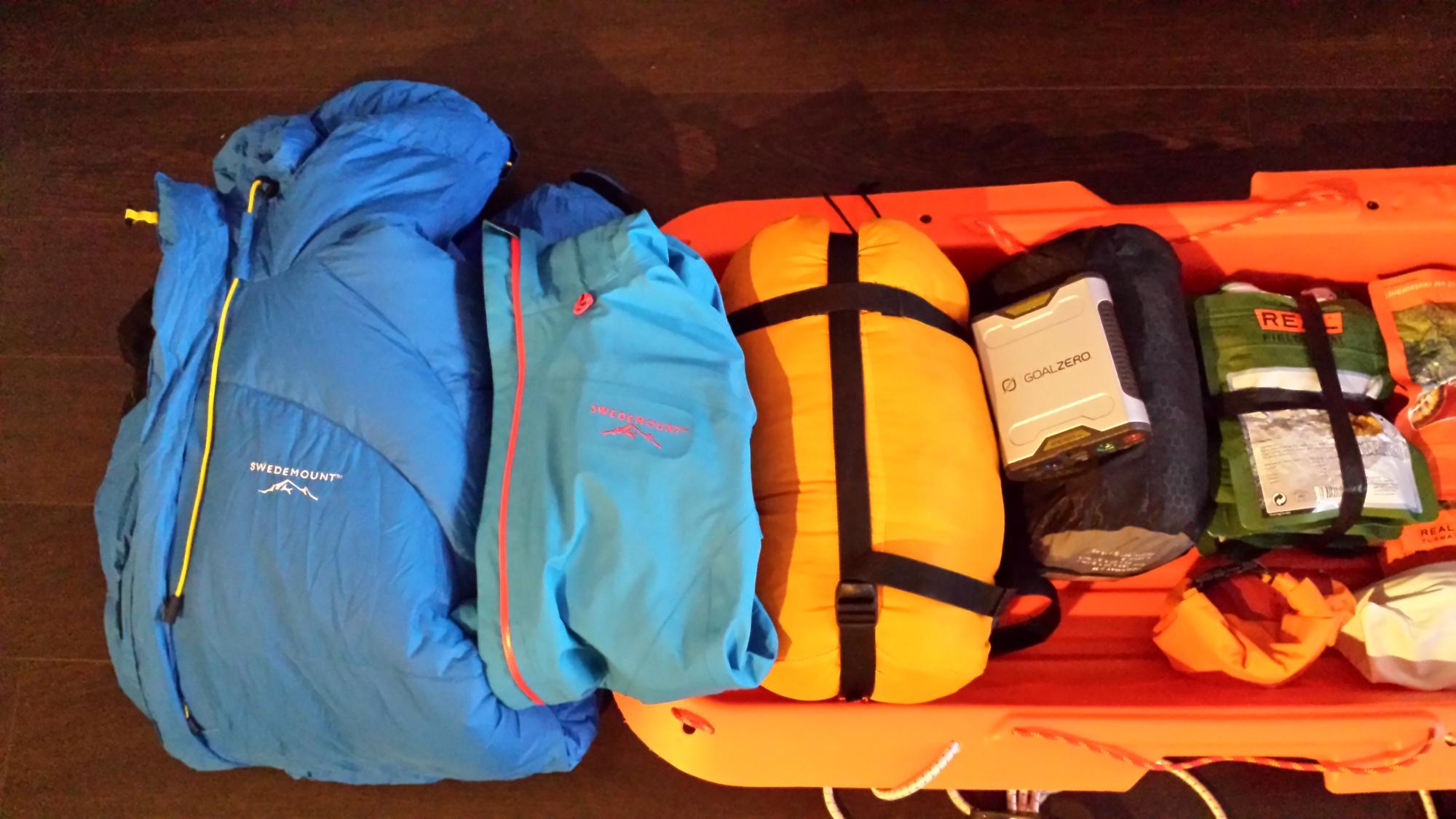 Forberedelser til Expedition Amundsen!